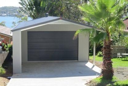 Sheds, Garages